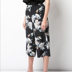 Vince Peony culottes